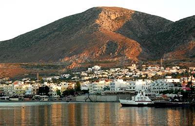 Santorini a Heraklion