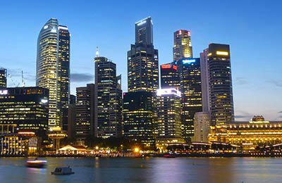 Harbourfront de Singapur