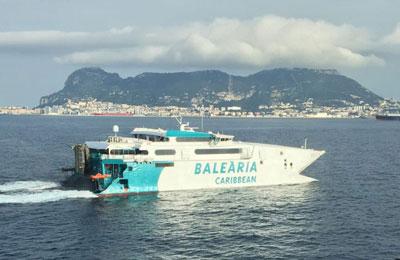 Balearia Bahamas expreso