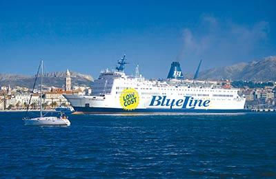 Línea azul Ferries