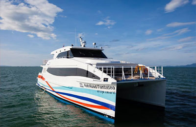 ferry de alta velocidad Boonsiri