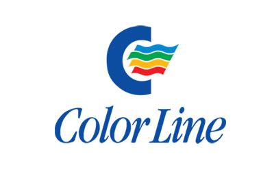 Línea de color