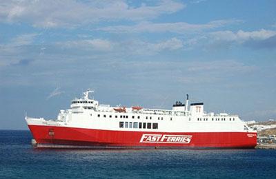 Transbordadores rápidos Cícladas