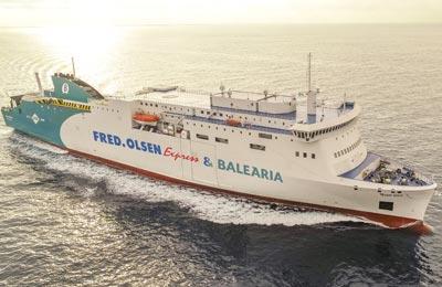 Fred Olsen Ferry