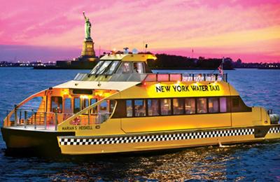 Nueva York Water Taxi
